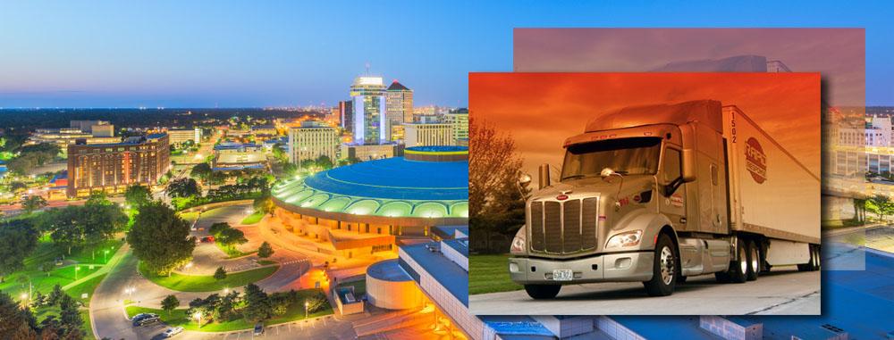 CDL Truck Driver Wichita KS