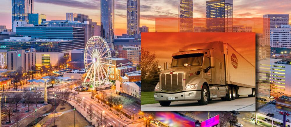 CDL jobs in Atlanta, GA