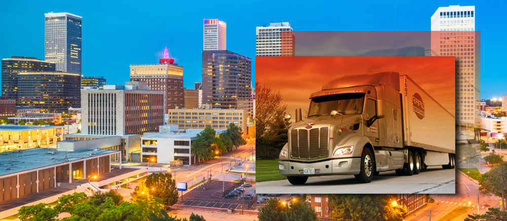 Local truck driving jobs in Tulsa
