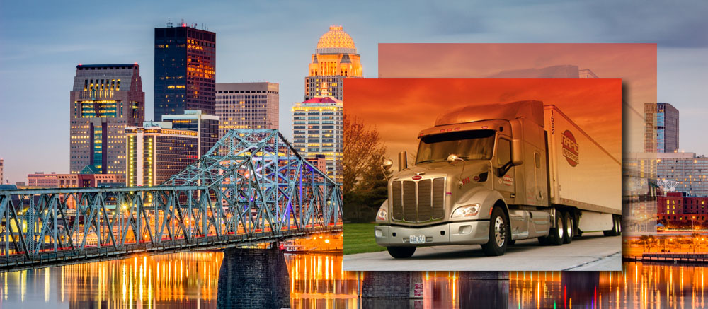 CDL truck driver in Louisville, KY