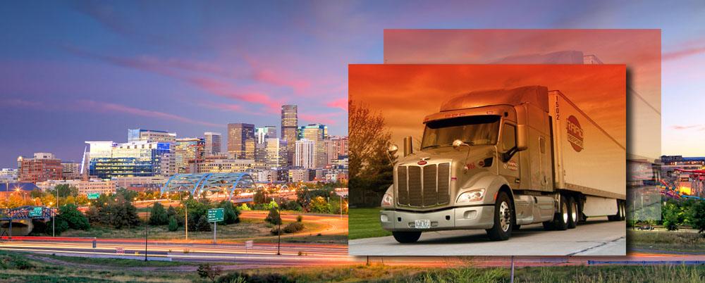 Rapid Response truck driver in Denver