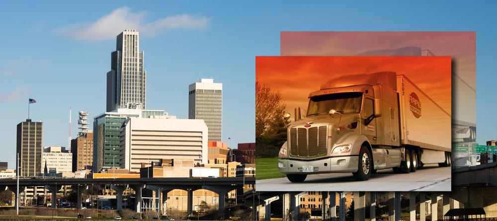 trucking jobs in Omaha, NE